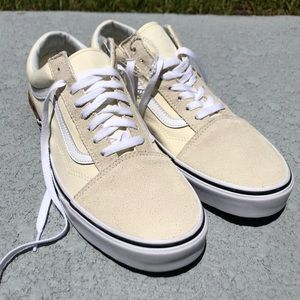 Vans Old Skool Gum Block Sneakers - Size 11.5 Men